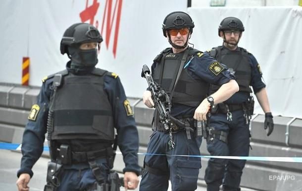 ВСтокгольме началась эвакуация центрального вокзала
