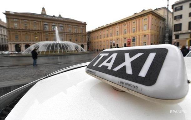 ВИталии запретили такси Uber из-за недобросовестной конкуренции