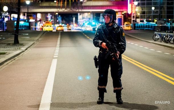 Вцентре Осло подорвали подозрительный предмет