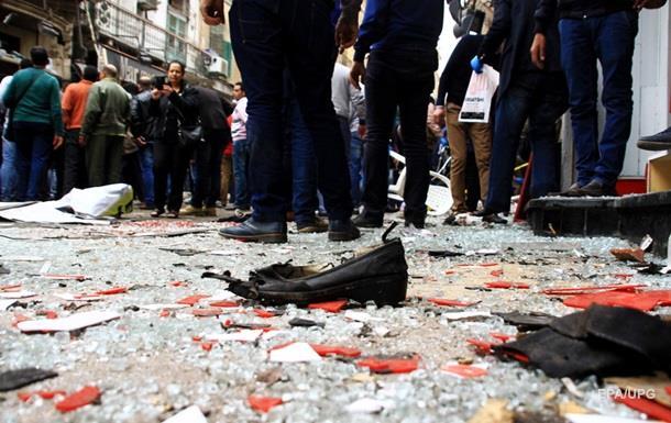 Жертвами взрывов в Египте стали 43 человека