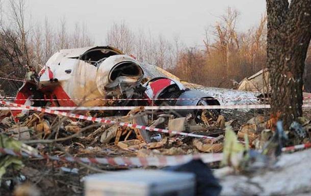 ВПольше обнародовали сенсационные результаты расследования авиакатастрофы вСмоленске