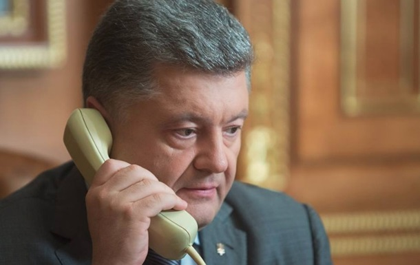 Порошенко: Тиллерсон пообещал  нет  сделке с РФ