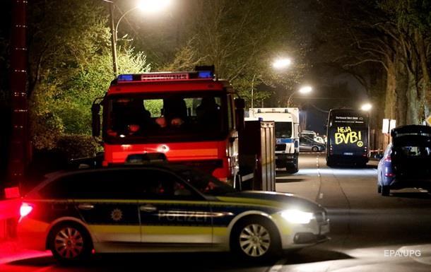 На месте взрыва в Дортмунде нашли записку