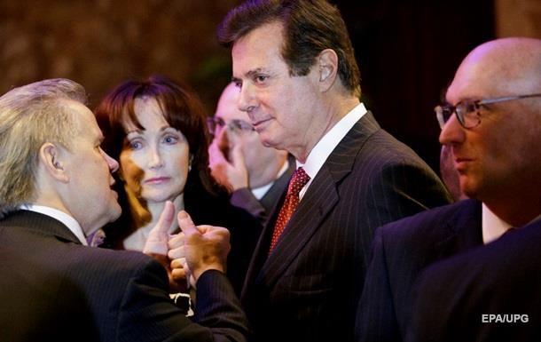 Associated Press: компания Манафорта получала платежи, соответствующие «черной бухгалтерии» Партии регионов