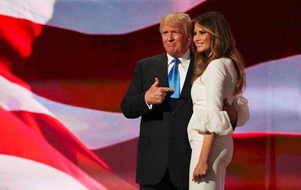Мелания Трампа добилась компенсации за статьи об эскорте