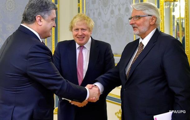 План Маршалла для Украины. Сколько дадут денег?