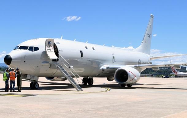Самолет ВМС США провел разведку вблизи оккупированного Крыма