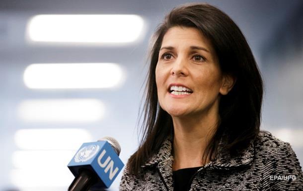 США не ищут столкновения с Северной Кореей – Хейли