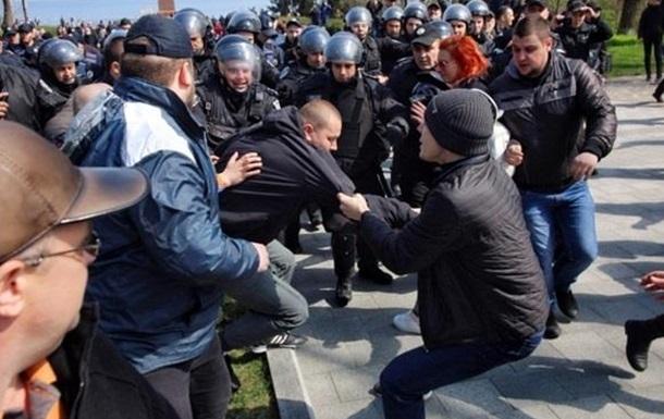 Выиграет ли Саакашвили от конфликта 2 мая в Одессе?