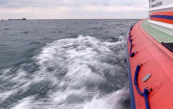 Затонувшее судно не приписано к порту Херсона