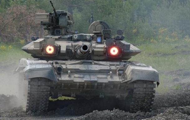 На Донбассе был самый мощный танк РФ - Bellingcat