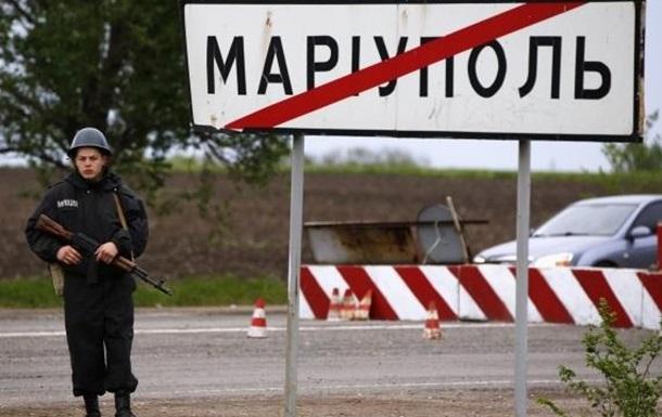Наступление на Мариуполь под большим вопросом