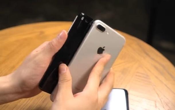 Xiaomi Mi 6 и iPhone 7 Plus: видео
