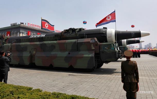 КНДР пообещала мощный удар за критику Тиллерсона