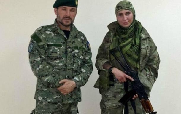 Чеченские террористы на службе украинского государства – Амина Окуева