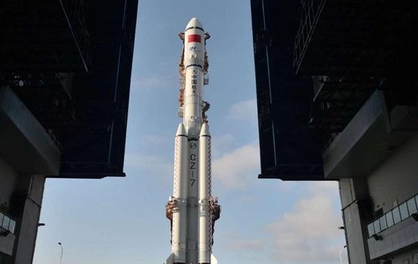 Китай запустив перший вантажний космічний корабель