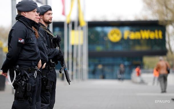 Взрыв в Дортмунде. Задержан выходец из России