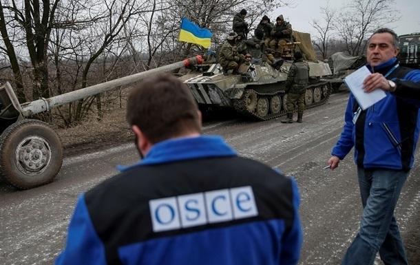 ОБСЄ: Рівень насильства на Донбасі знизився на 20%