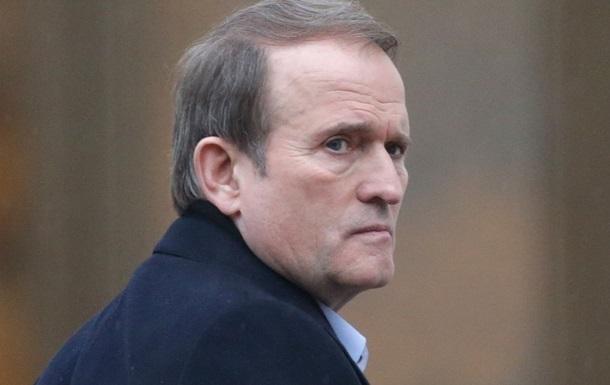 Медведчук поддержал предварительное предписание суда в Гааге