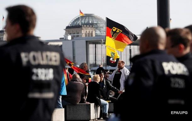 Берлин признан самым опасным городом Германии