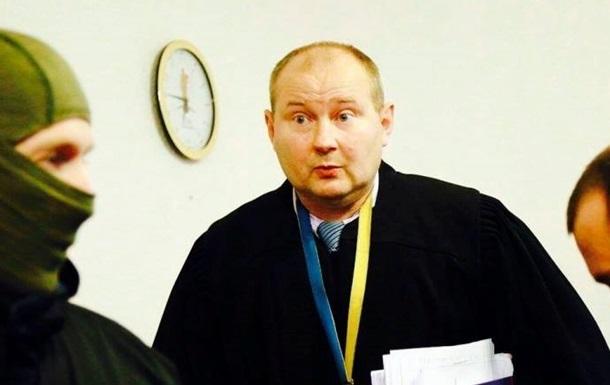 Скандального судью Чауса отпустили насвободу— Молдова