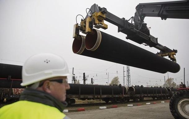 5 европейских компаний согласились снабжать средствами «Северный поток-2»