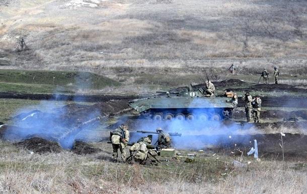 Бригада ВСУ проведет учения рядом с Крымом