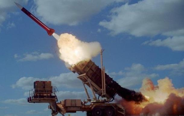 Израиль сбил воздушную цель, которая летела из Сирии