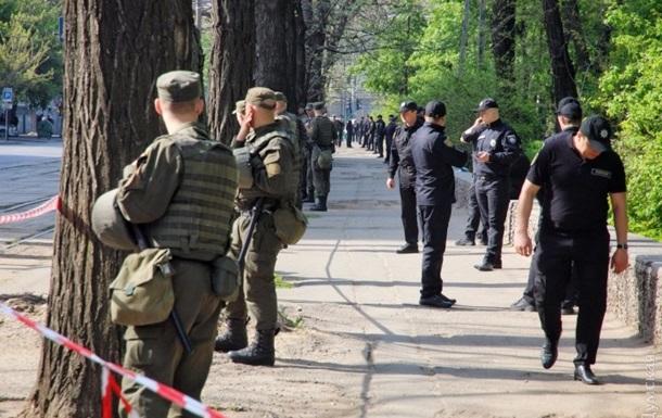 ВОдессе задержали местных граждан поподозрению вподготовке терактов