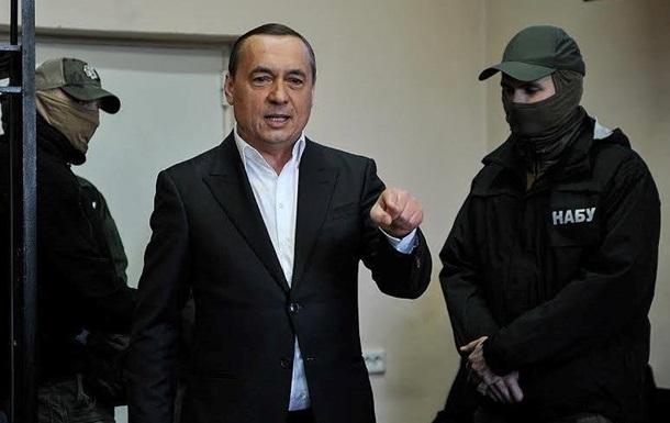 ВСАП сообщили, что планируют арестовать все имущество Мартыненко