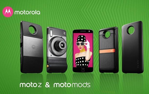Инженеры Motorola Mobility реализовали первую жизнеспособную концепцию модульных смартфонов
