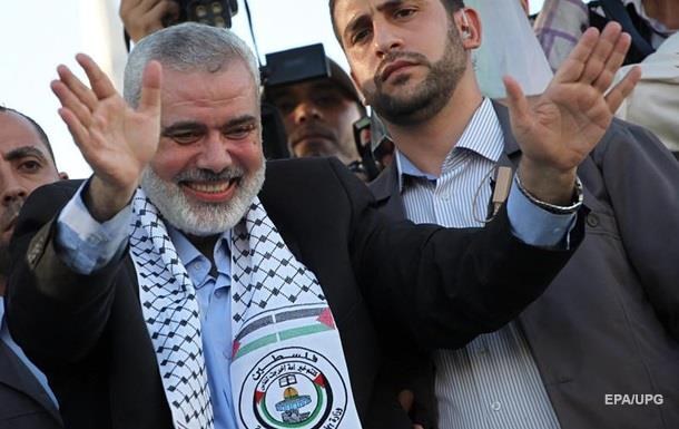 Напосту главы политбюро Ханийя сменил Халида Машаля