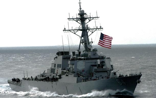 Эсминец США сорвал парад в Петербурге - СМИ