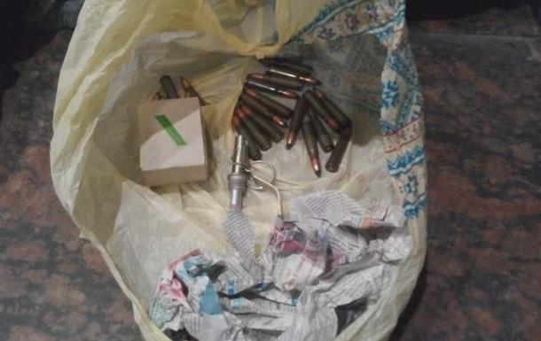 ВоЛьвове навокзале отыскали сумку сбоеприпасами