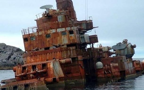 Украина отказывается от статуса морской державы