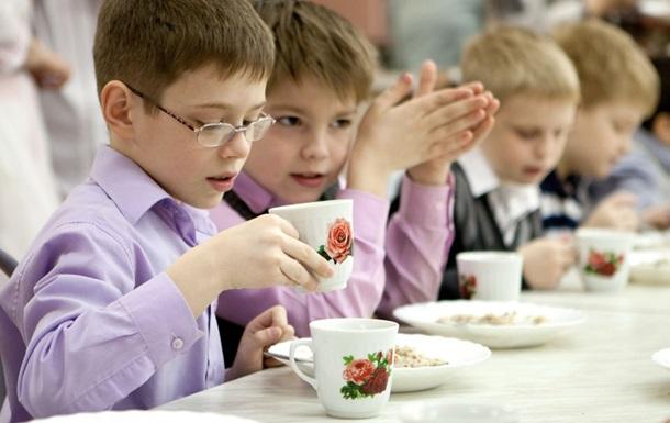 В Киеве выросло количество отравлений детей