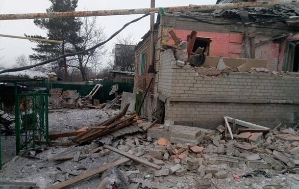 Экстренное объявление пообстрелу жилого дома вАвдеевке