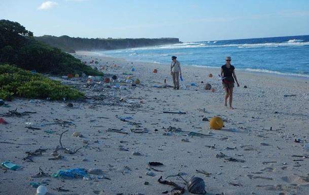 Мусорная столица: заваленный пластиком остров