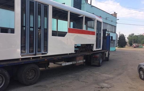 На улицах Запорожья появится новый трамвай собственной сборки