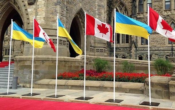 Сенат Канади проголосував за ЗВТ з Україною