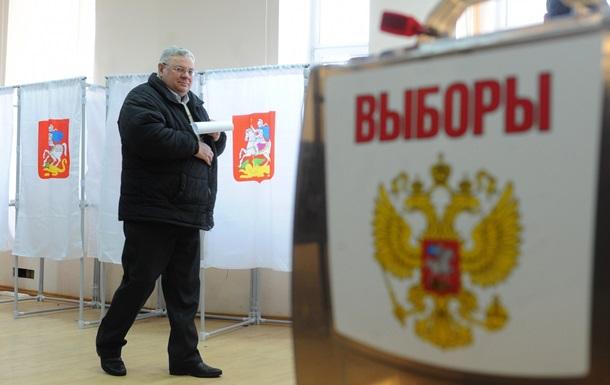 У Росії перенесли дату президентських виборів