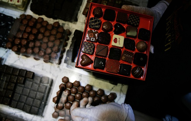 Украина введет пошлины на шоколад из России - СМИ