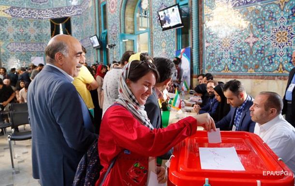 Рухани одержал победу выборы президента Ирана
