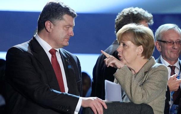 Меркель: Перемирия на Донбассе нет