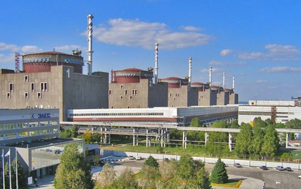 СБУ передала опредотвращении «чрезвычайных ситуаций» наЗапорожской АЭС