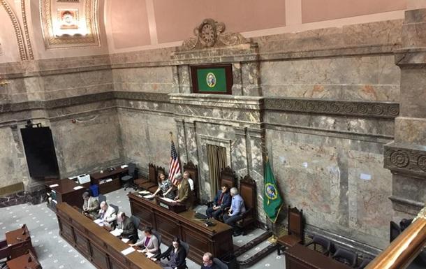 Сенат Вашингтону прийняв резолюцію вшанування пам'яті жертв Голодомору