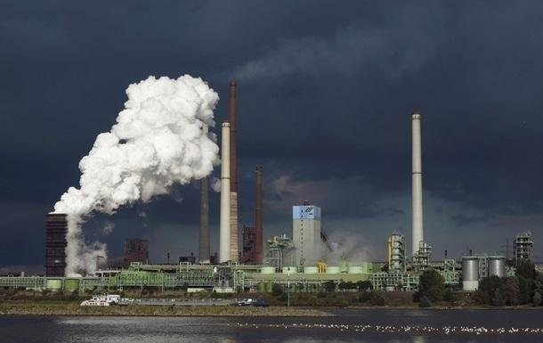 ВУкраине обвалилось промышленное производство