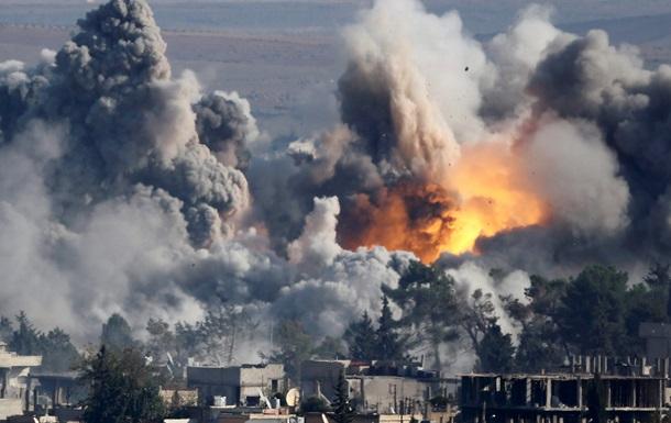 Число жертв отавиаударов коалиции США вМаядине превысило 116 человек
