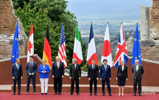Лідери G7 пригрозили Росії новими санкціями