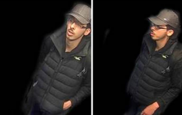 Камеры наблюдения сняли террориста незадолго довзрыва на«Манчестер Арене»— милиция
